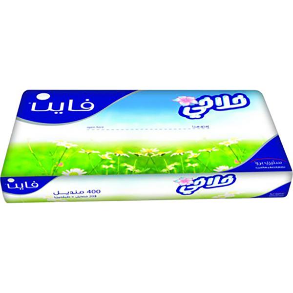 Fluffy Facial Tissue 200*2 (pc)