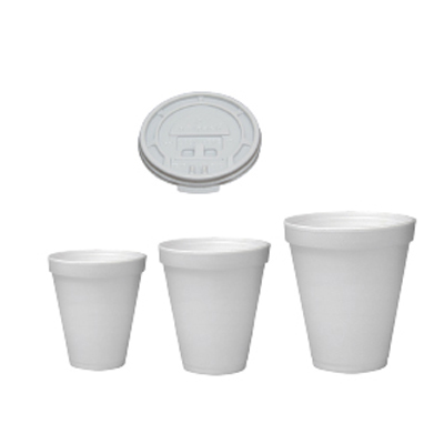 Hotpack 6oz Foam Cup  (25pc/pkt)