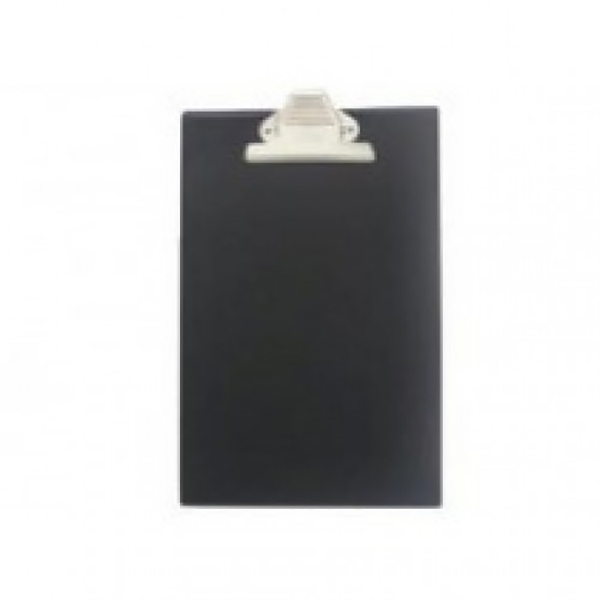 Foldex FXT8 Clip Board Single Jumboclip FS - Black (pc)