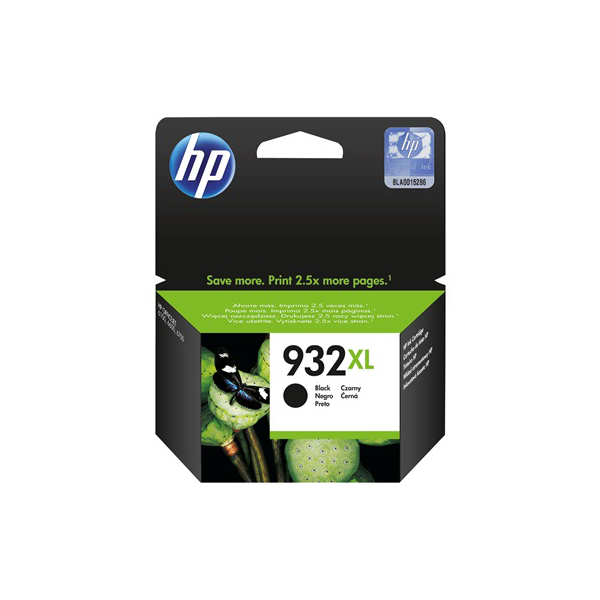 HP 932XL Ink Cartridge - Black