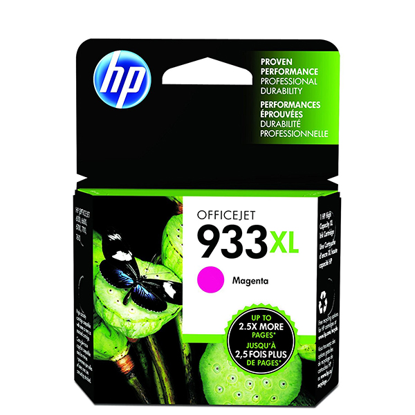 HP 933XL Ink Cartridge - Magenta