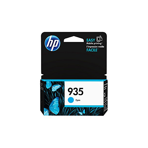 HP 935 Original Ink Cartridge - Cyan
