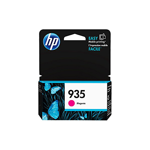 HP 935 Original Ink Cartridge - Magenta