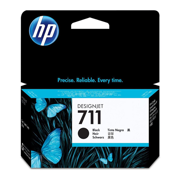 HP 711 (CZ129A) Ink Cartridge 38ml - Black