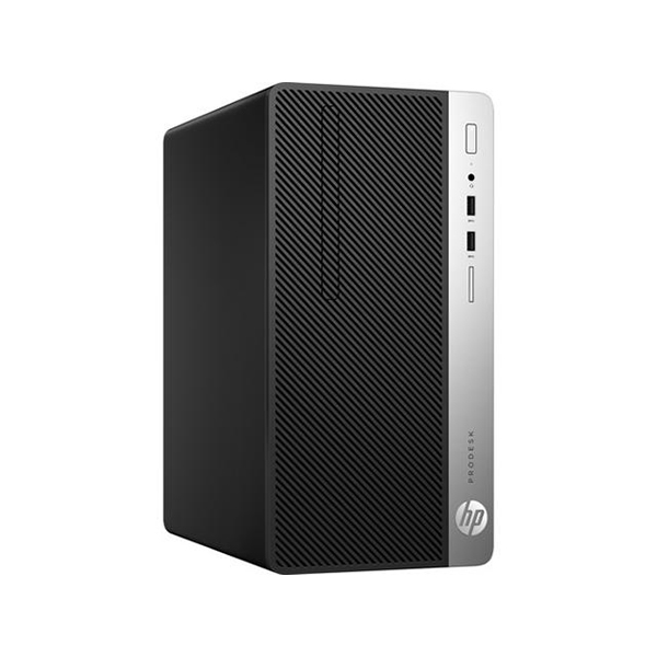 HP ProDesk 400 G4 Microtower PC i7 8gb