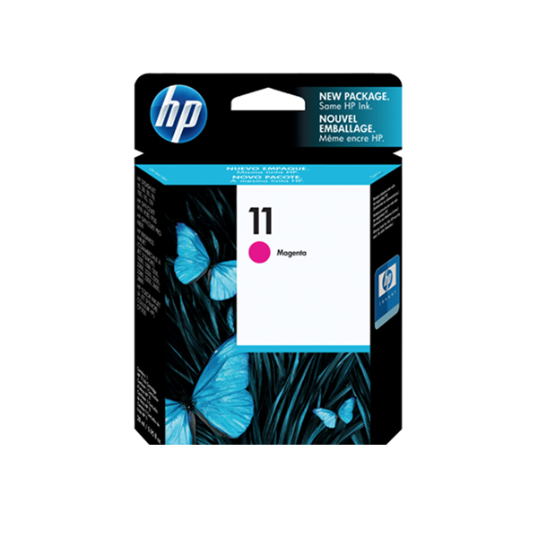 HP Ink 11 Magenta Ink Cartridge (C4837A)