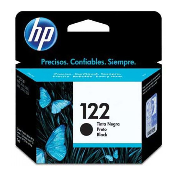 HP Ink 122 Black (CH561HE)
