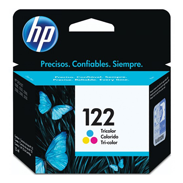 HP Ink 122 Colour (CH562HE)