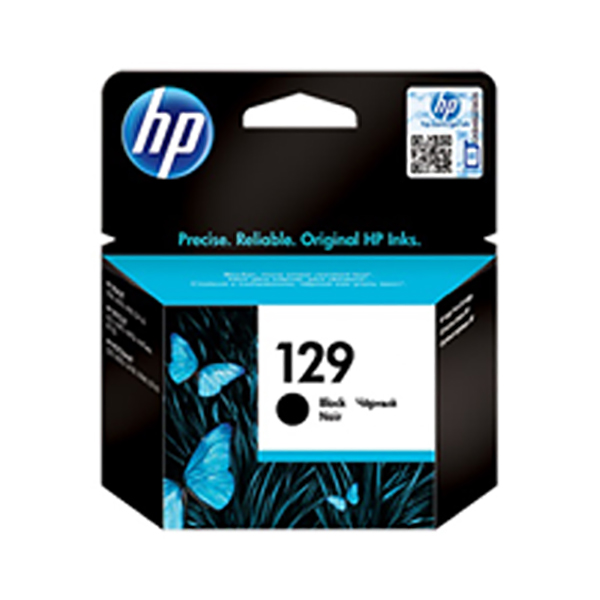 HP Ink 129 Black Ink Cartridge (C9364HE)