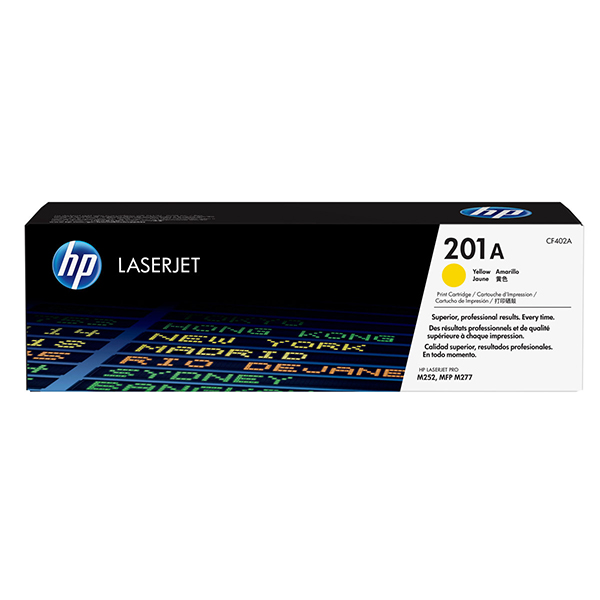 HP Toner 201A (CF402A) Yellow