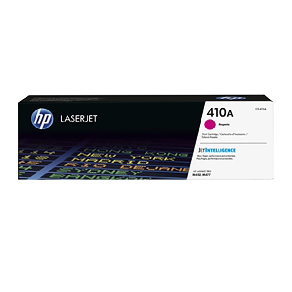HP 410A (CF413) Magenta Toner Cartridge