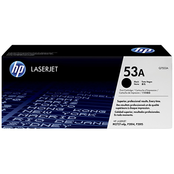 HP 53A Black Toner