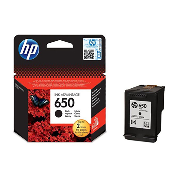 HP Ink 650 (Black)