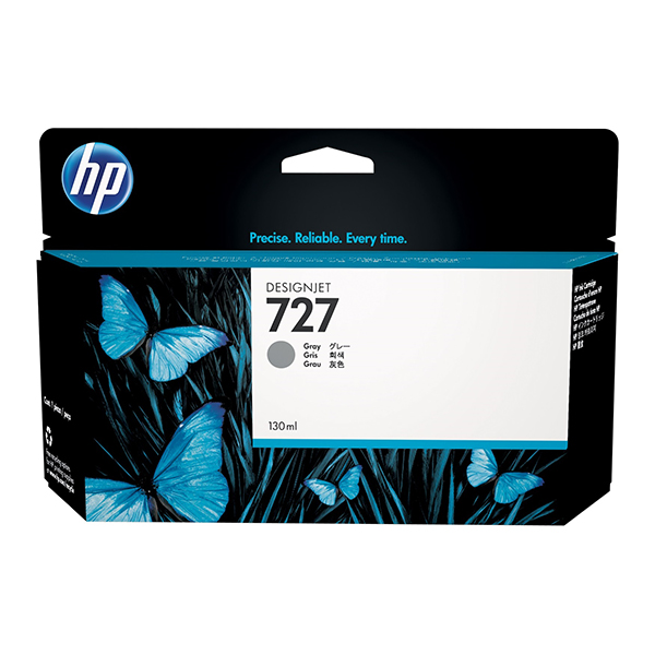 HP Ink 727 130ml (Gray)