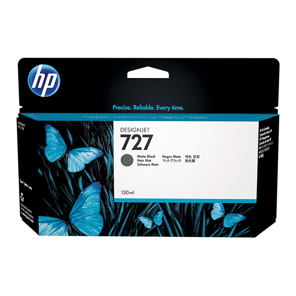 HP Ink 727 130ml ( Matte Black )