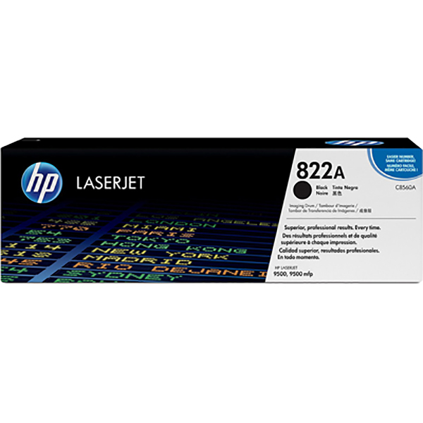 HP 822A Laserjet Imaging Drum (C8560A) - Black