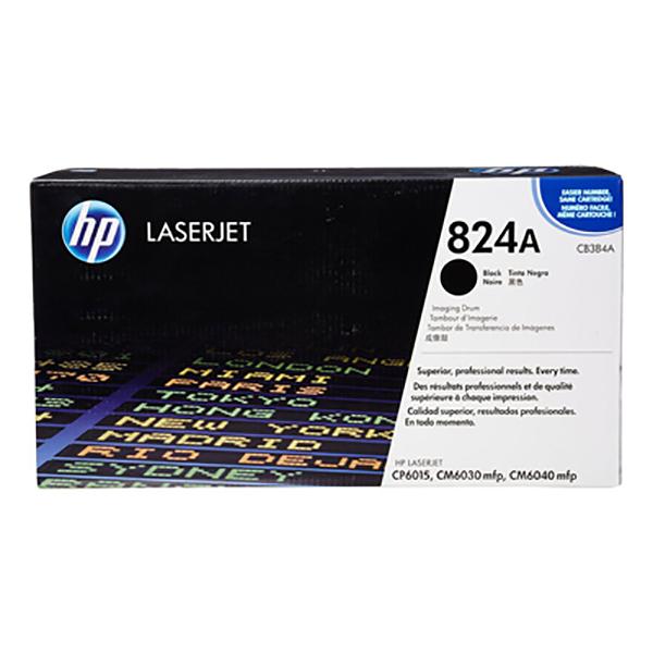 HP 824A Imaging Drum (CB384A) - Black