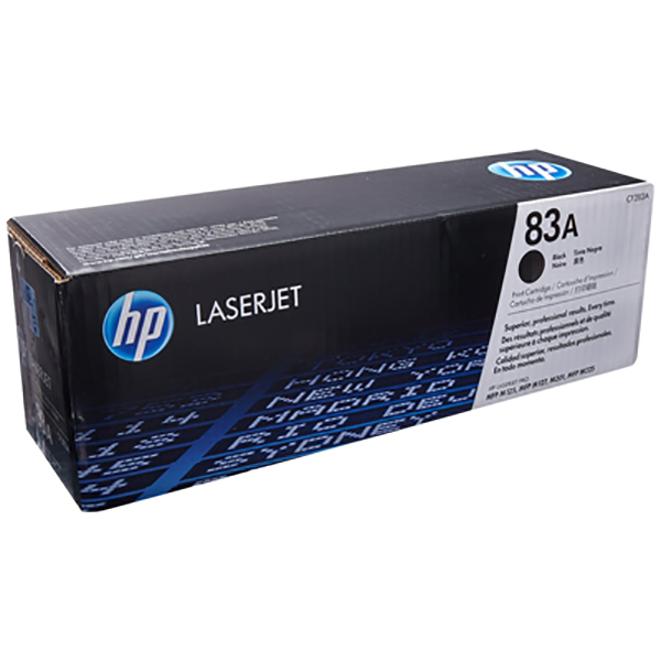 HP Toner CF283A (83A) Black