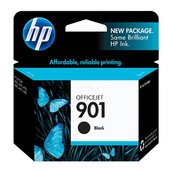 Hp Ink 901 CC653AE (Black)