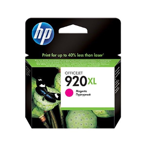 HP Ink 920 XL CD974A (Magenta)