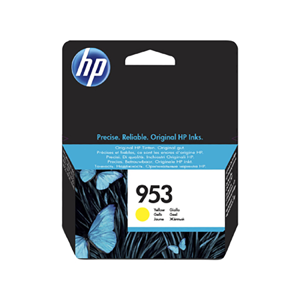 HP Ink 953 F6U14AE (Yellow)