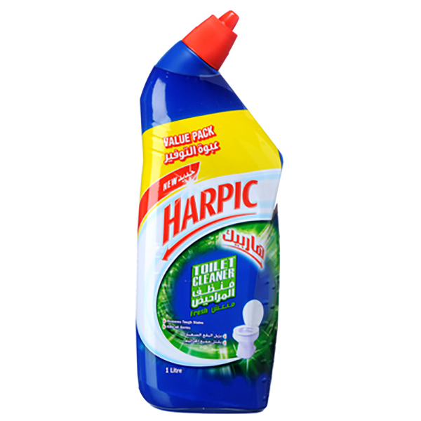 Harpic Liquid Fresh Toilet Cleaner - 1L (pc)