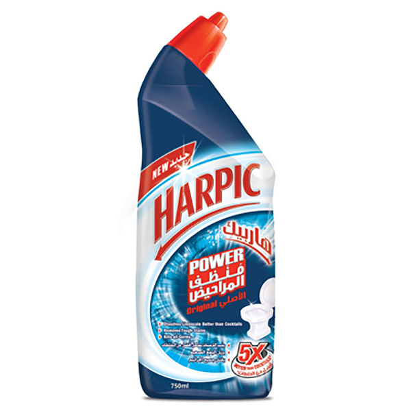 Harpic Liquid Original Toilet Cleaner - 750ml (pc)