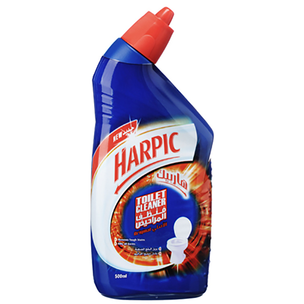 Harpic Liquid Original Toilet Cleaner - 500ml (pc)