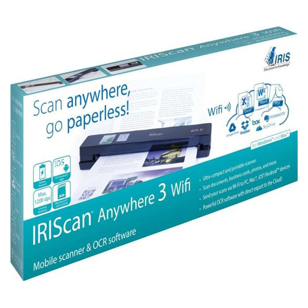 IRISCan Anywhere 3 - 5PPM