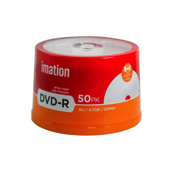 Imation DVD-R (Box/50pc)