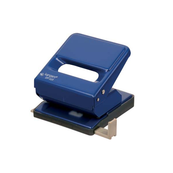 Kangaro DP 520 Hole Puncher 25-sheets capacity - Blue (pc)