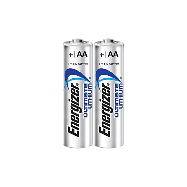 Energizer L91BP3 AA 1.5V Ultimate Lithium Battery (pkt/3pc)
