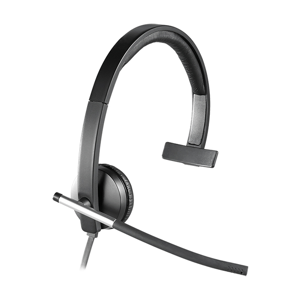 Logitech H650e Mono USB Headset - Business Series