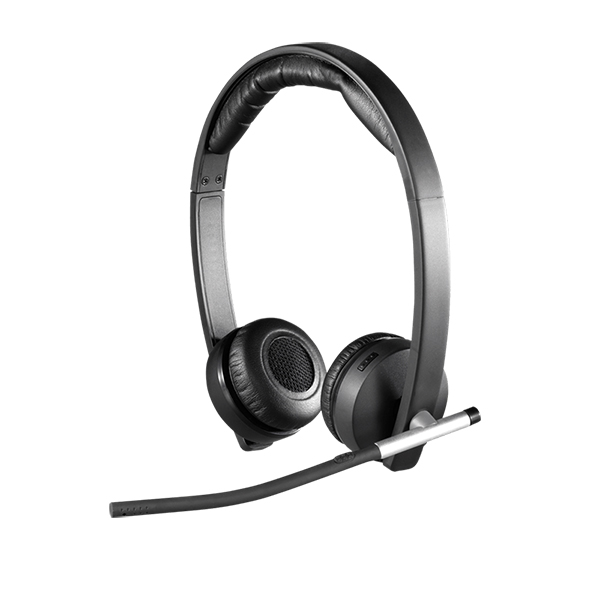 Logitech H820E Dual Headset Wireless - Business Series