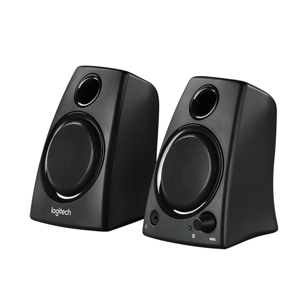 Logitech Z130 Speakers 2.0 Analog - Black