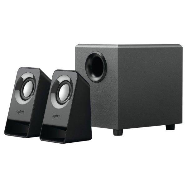 Logitech Z211 Compact USB Powered Speakers - 3.5 MM - EMEA