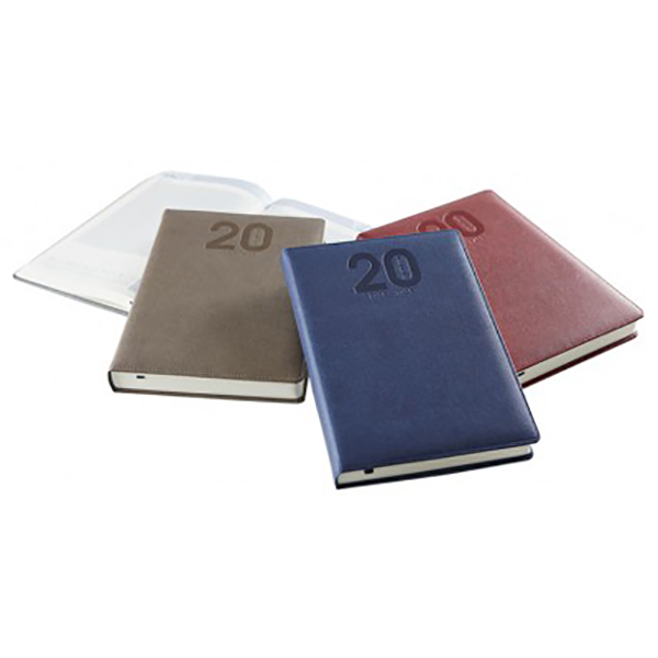 Luxe A5 Diary - Blue (pc)