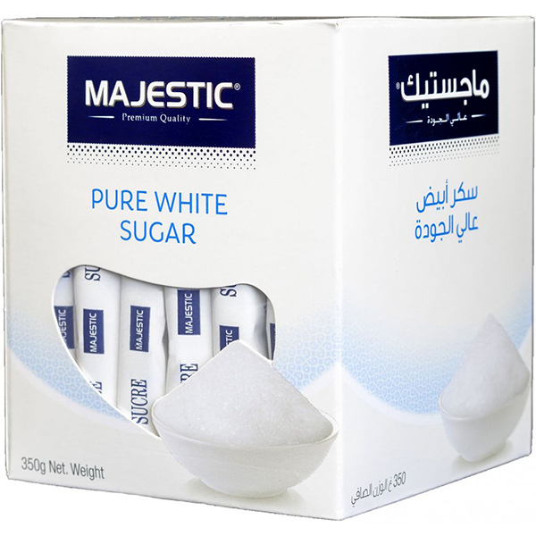 Majestic White Sugar Sticks 350 gm