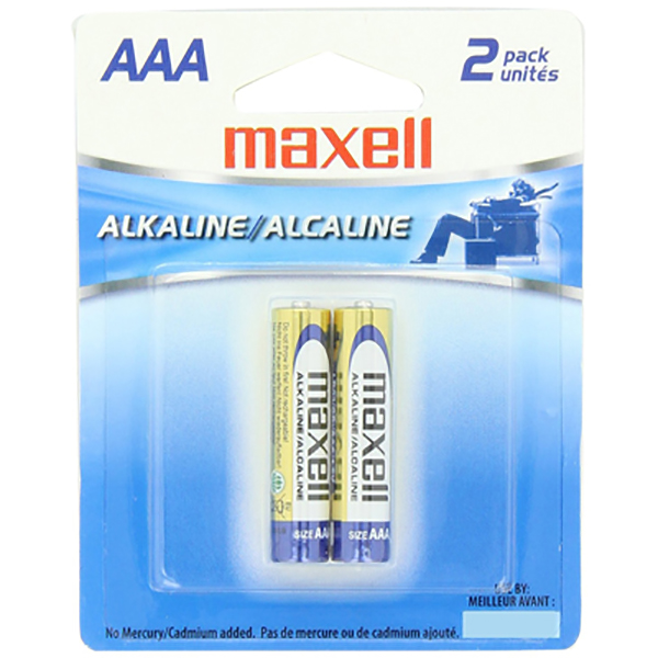 Battery AAA (Pkt/2pc)
