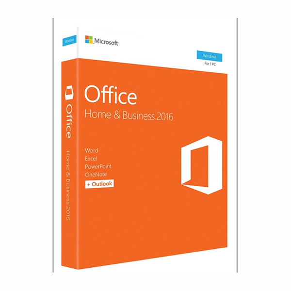 Microsoft Office Home & Business 2016 (Windows)