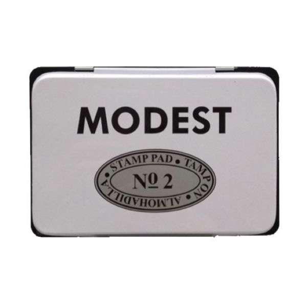 Modest Stamp Pad - Black (pc)