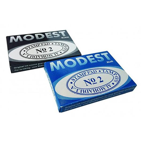 Modest Stamp Pad Blue (pc)