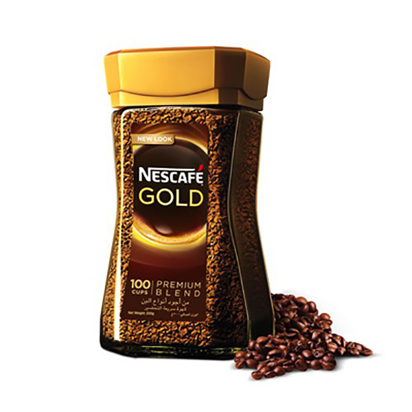 Nescafe Coffee Gold Jars 200g (pc)