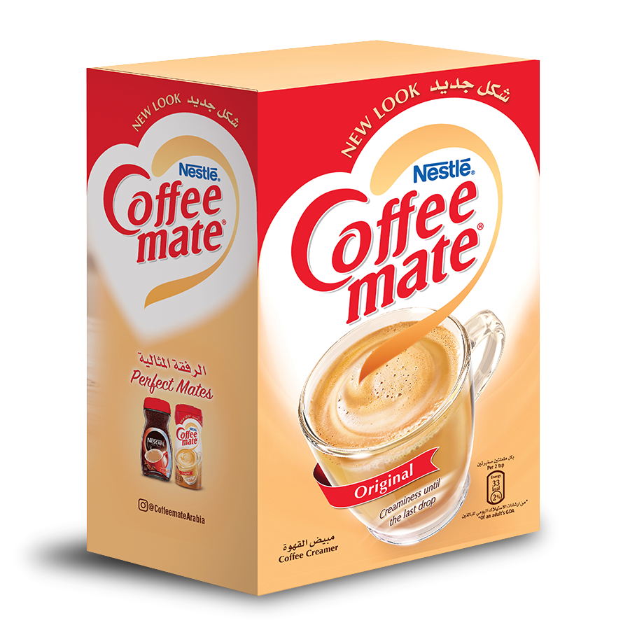 Nestle Coffee Mate Coffee Creamer Jar - 900g (pc)