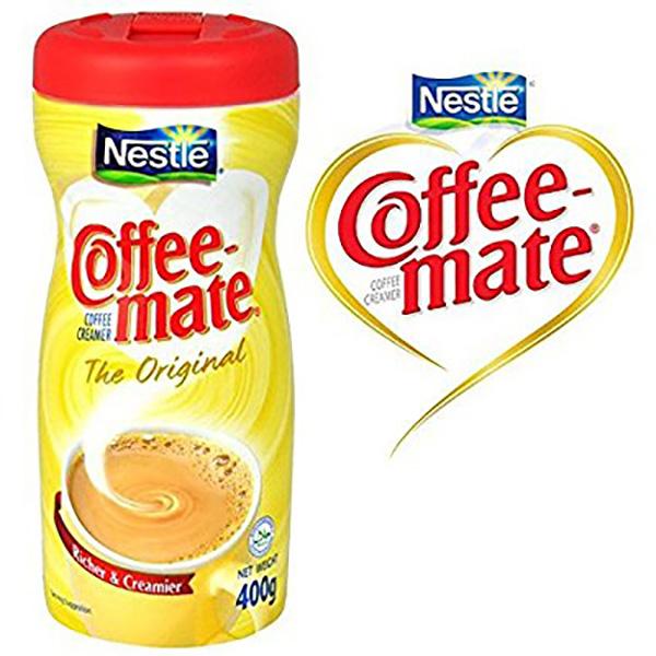 Nestle Coffee Mate Coffee Creamer Jar 400GM (pc)