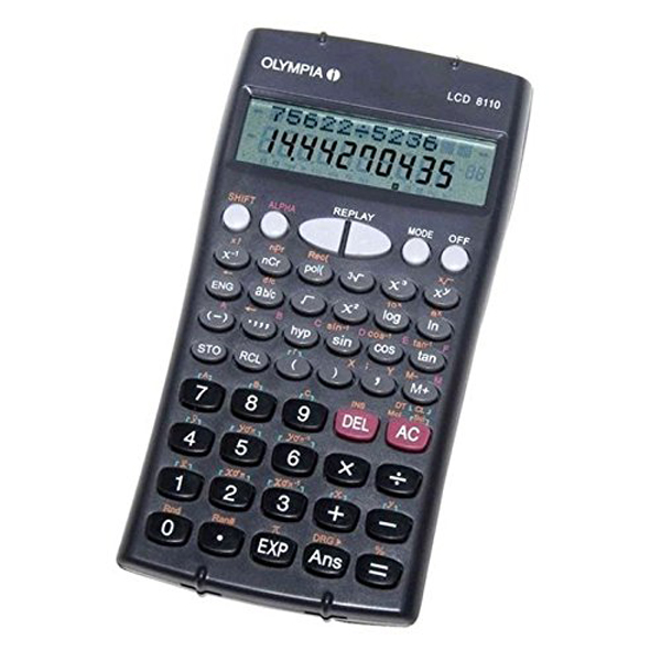 Olympia 8110 Scientific Calculator