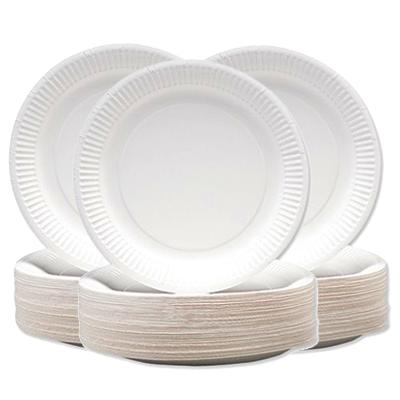 Hotpack Paper Plate - 9in (box/12pkt)