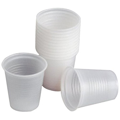 Hotpack Plastic Cup PC6PP - 6oz (box/1000pcs)