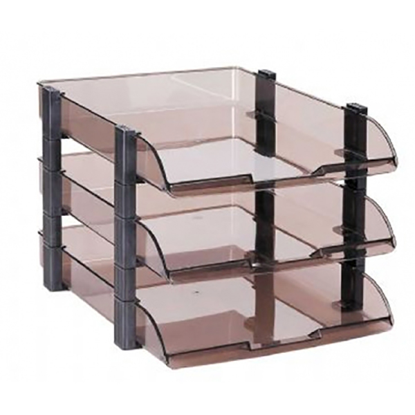 Letterpress Tray Coffee Table: Buy 3L Plastic Letter Tray (pc) Online @ AED28.35 From Bayzon