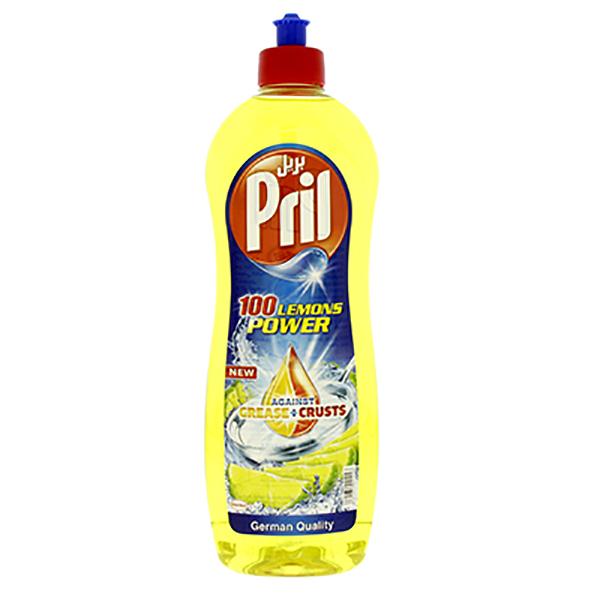 Pril Lemon Vinegar Dishwasher - 1L (pc)
